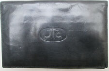 -AUTHENTIQUE portefeuille/porte-document  JT cuir TBEG vintage