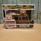 Funko Pop Rides Breaking Bad The Crystal Ship, opened