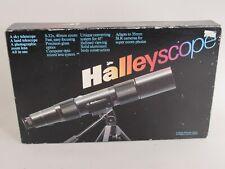 Vintage Halleyscope Model HOC40-A 8-32X 40mm Zoom Telescope Camera Lens