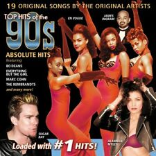 Top Hits of the 90s: Absolute Hits NEW CD
