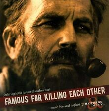COSTNER,KEVIN / MODERN WEST-FAMOUS KILLING EACH OTHER: HATFIELDS & MCCOYS CD NEW