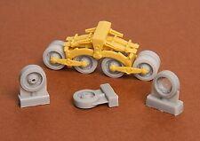 SBS Model 1/35 Zrinyi assault gun roadwheels set for Bronco kit