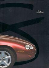 Jaguar XK8 4.0 Coupe & Convertible 1996 Original UK Market Press Release
