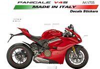 Kit adesivi per Ducati Panigale V4S