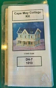 North Eastern Scale Models 1/144th scale  Cape May Cottage Kit 1013 (DH-7)