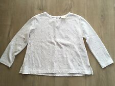 Girl's Zara Long Sleeved Ivory Blouse - Age 6