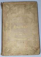 Otto Erich Hartleben Tagebuch Fragment eines Lebens Mit 24 Illus. 1.-3. Auflage