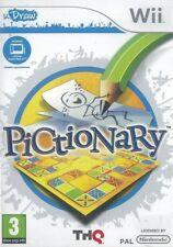 Pictionary - uDraw  - Nintendo WII (Edizione Italiana)