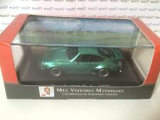 Car Porsche 911 Turbo 1975 1/43 #Mes Cars Mythical Chapatte