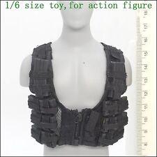 L51-14 1/6 scale figure heat Magazines Tactical vest