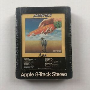 BADFINGER Ass FACTORY SEALED 8-Track Tape 1973 APPLE RECORDS Pete HAM Beatles