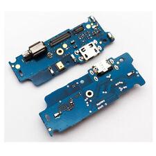 FLAT flex DOCK CONNETTORE MICRO USB RICARICA + MICROFONO PER MOTOROLA MOTO E4