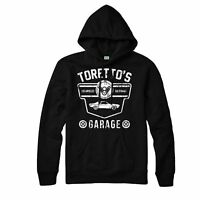 Torettos Garage Hoodie Fast And Furious Muscle Car Unisex Adult & Kid Hoodie Top