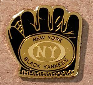 Negro League 100ys 1920-2020 - NEW YORK BLACK YANKEES LAPEL PIN