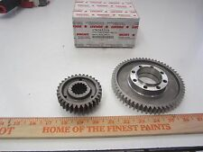 Ducati Superbike 999 Crankshaft Gears Pair 17020321A