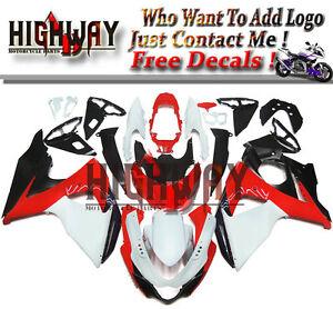 Motorcycle ABS Fairings Body Work Kits Set fit Suzuki GSXR1000 2009-2014 Painted