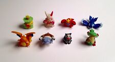 "Nintendo Pokemon Hollow Figures finger puppet Bandai 2"" RARE"