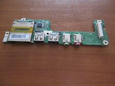 Original USB/ Sound Board HannStar J MV-4 / DA0ZG5PB6F0 aus acer aspire one ZG5