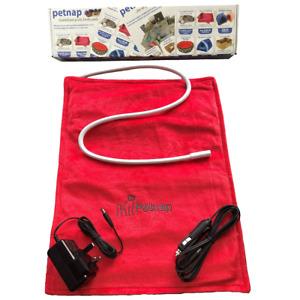 Pet, Cat, Dog, Puppy Heated Pad, 12v Heat Pad, Whelping Box Petnap Electric mat