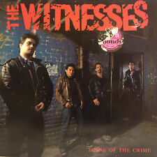 The Witnesses / Scene Of The Crime vinyl LP 1988 Rock SFM Raizer X Records