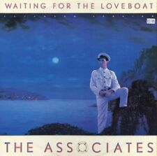 Associates Waiting for the Loveboat 2 mixes - UK 12""