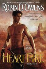 A Celta Novel: Heart Fire 13 by Robin D. Owens (2014, Paperback)