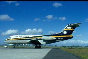 VH-EQB  JETAIRLINES OF AUSTRALIA  DC-3    ORIGINAL KODAK SLIDE