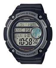 AE-3000W-1A Casio Men's Watches Sport Resin Band New