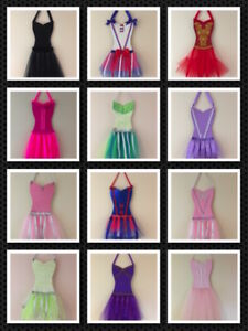 Handmade Ballet Tutu Dance Dress Decorative Hair Bow Holder Wall Hangings