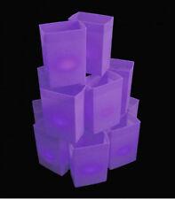PURPLE LUMINARY ELECTRIC BOX LIGHT SET - 1 SET - HALLOWEEN HOLIDAY