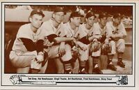 1983 TCMA Postcard #16 1948 Tigers Picture -- Stock # 3060