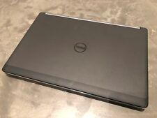 Dell Précision 7720 Core i7 7820HQ 2,9Ghz 32gb Ram 256GB 1920x1080 P3000 Nvidia