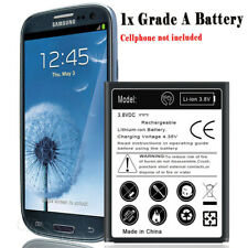 5250mAh Good Quality Lithium Battery For Samsung Galaxy S III SGH-i747 Accessory