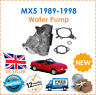 For Mazda MX5 Eunos Roadster Import 1.6i 1989-1998 Water Pump Kit New