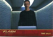 The Flash Season 1 Locations Chase Card L7 Time Vault