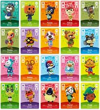 Animal Crossing amiibo cards|Series 2|101-200|Mix of EU/NA Versions
