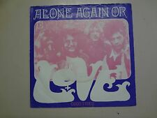 "LOVE:(w/Arthur Lee)Alone Again Or-Good Times-Holland 7"" 70 Elektra EKS 45700 PSL"