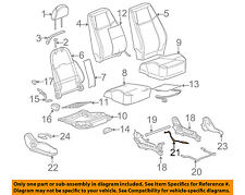 GM OEM Front Seat-Cable 15239849