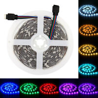 SUPERNIGHT® RGB 5M 5050 SMD 150 LED Strip Lights 30Leds/m Non-Waterproof