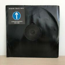 "Ed Rush DJ Trace Nico - Mad Different Methods / The Droid 12"" Drum & Bass Vinyl"