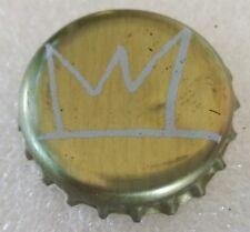 Israel Rare Used Bottle Cap Malka Brewery Craft Beer Kronkorken Chapa