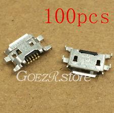 100pcs New Micro USB Charging Sync Port Connector BlackBerry Q10 9900 9930 Dock