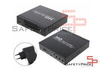 Escalador Scart a HDMI 720P 1080P HD Video Converter Consolas retro RGB Upscaler
