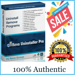 Revo Uninstaller Professional 3 Full Vesrion ✔ License {Lifetime} ✔ 100% 0rignal