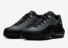 Para hombres Nike Air Max 95 'Gris Humo' Zapatillas básicas CI3705 002 Negro/Gris