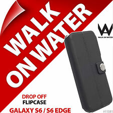 Walk On Water Déposer à clapet support étui Folio pour Samsung Galaxy S6/S6 Edge