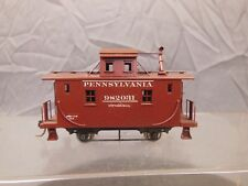 HO SCALE BRASS LAMBERT PRR 4-WHEEL CABOOSE DECORATED ON ONE SIDE