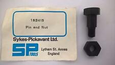 "Genuine Sykes Pickavant SP 1/2"" Puller Leg Fixing Pin & Nut Assembly 152415 *"