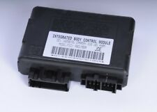 Body Control Module ACDelco GM Original Equipment 16250731