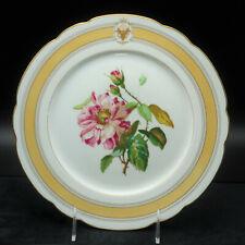 "Haviland Decorative 9-1/2"" Plate Limoges Porcelain"